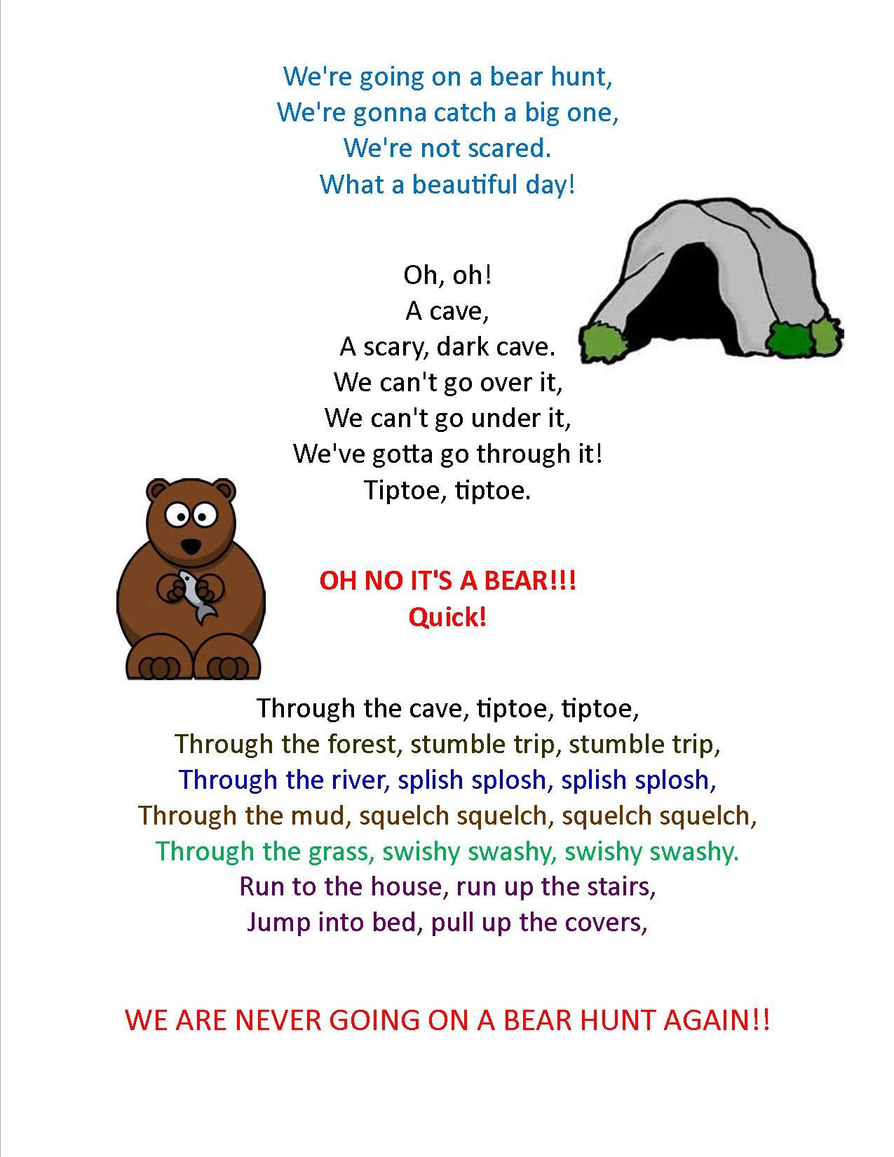 teddy bear songs preschool story time theme beary wee bee reads 336