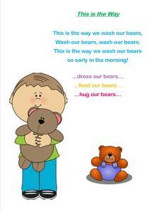 bear songs4