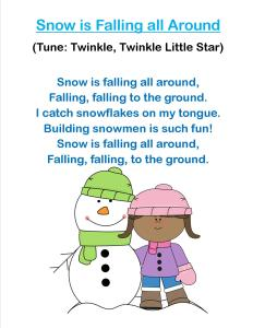 snow song 2