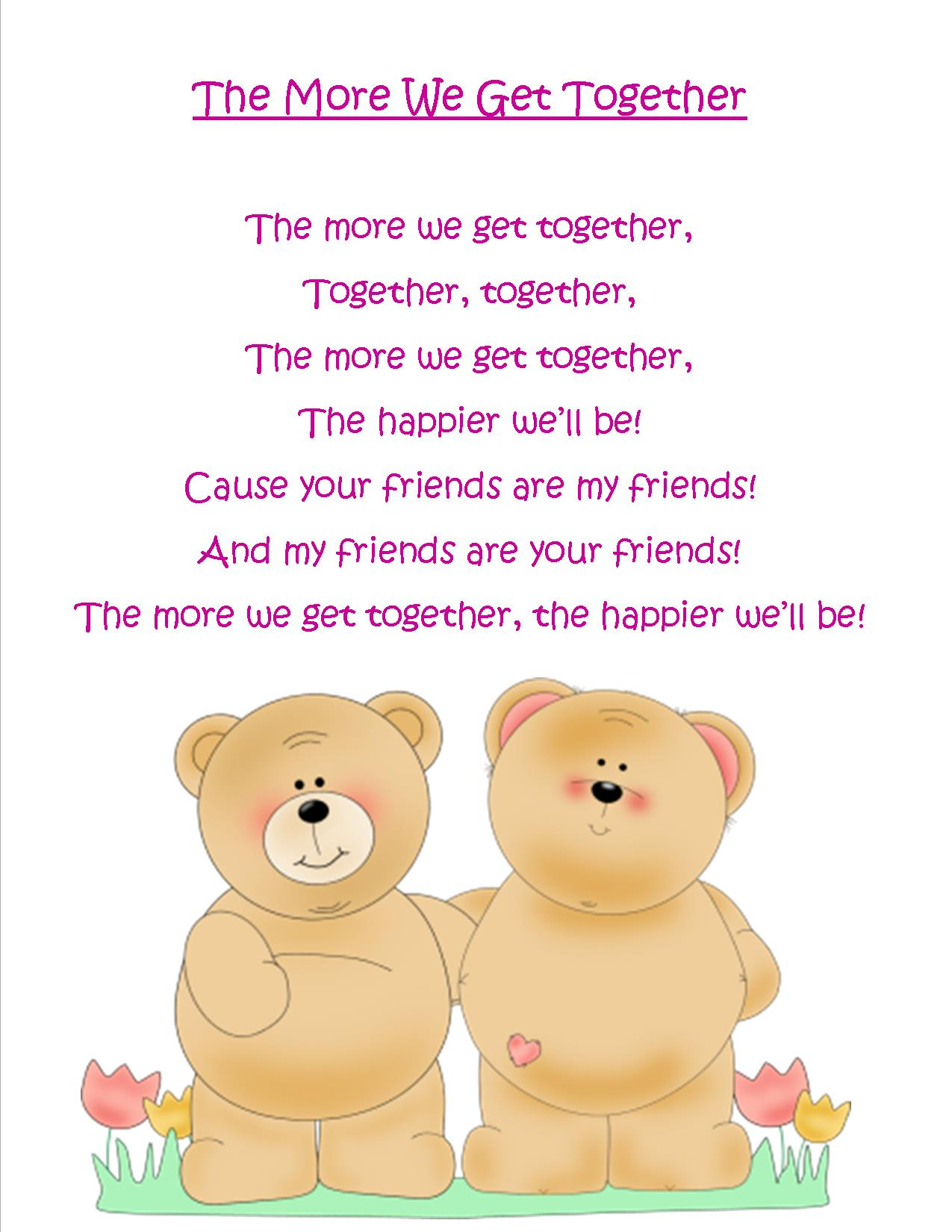 friendship topic Friendship is a relationship of mutual affection between people friendship is a stronger form of interpersonal bond than an association.