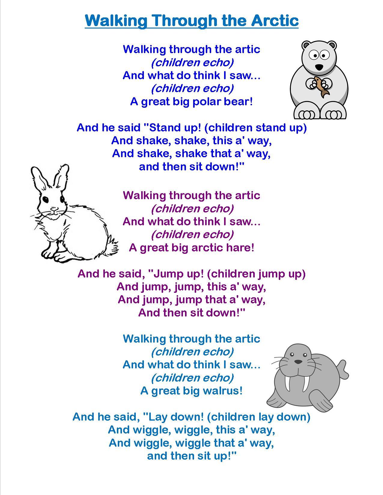 animal songs for preschool january 2015 wee bee reads 95968
