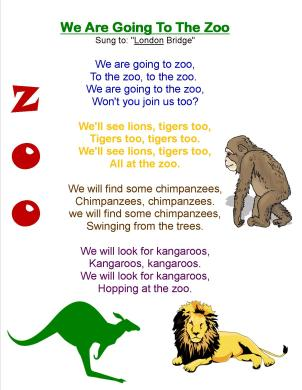 zoo songs 3