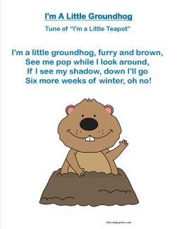 groundhog songs 3
