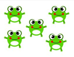 frog for toddlers