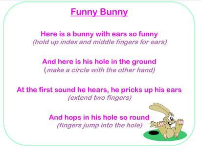 bunny songs 1
