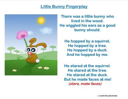 bunny songs 2