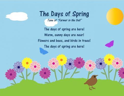 spring songs 2
